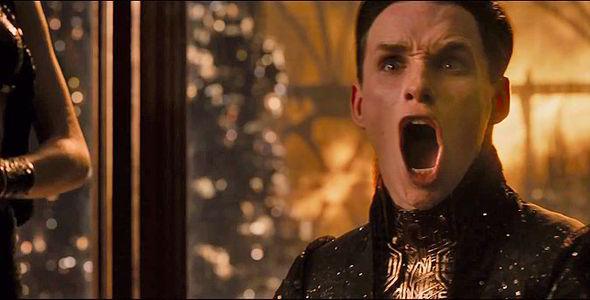 jupiter ascending, worst movies 2015, eddie redmayne, worst performances