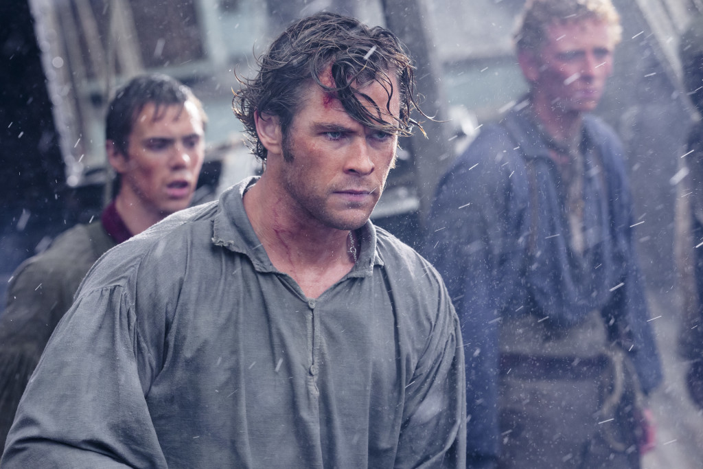 thor, moby dick remake, chris hemsworth, in the heart of the sea