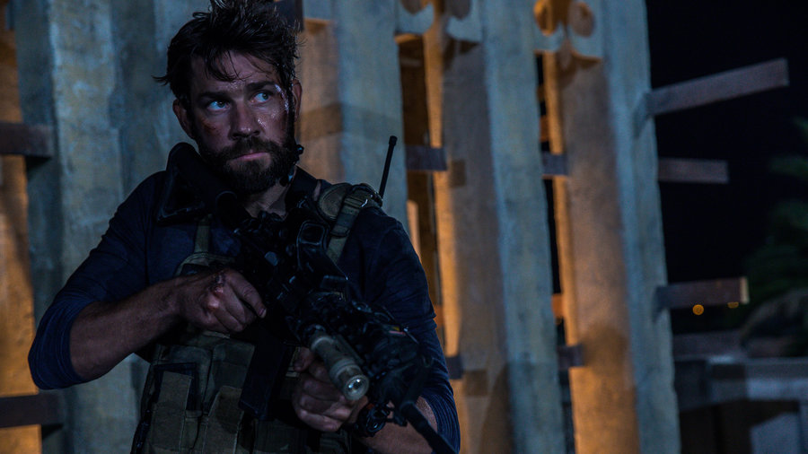 13 hours, 13 hours review, 13 hours movie, michael bay, john krasinski
