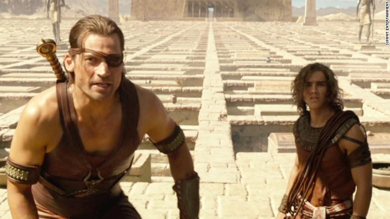 gods of egypt, white egyptian movie, gods movie, worst movies 2016
