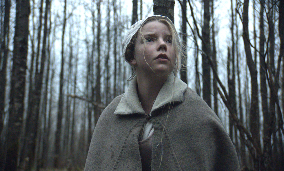 witch girl, the witch, witch movie, evil movies, best movies 2016