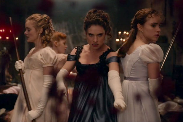 zombies, pride and prejudice and zombies, ppz, zombie movies
