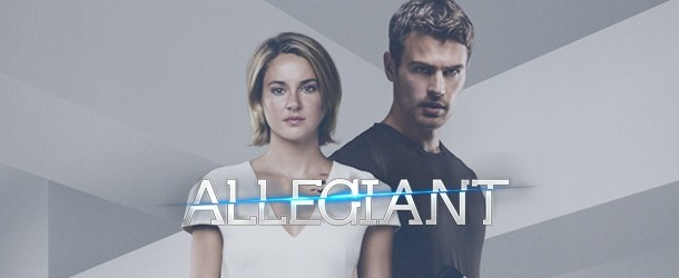 The Divergent Series: Allegiant Review