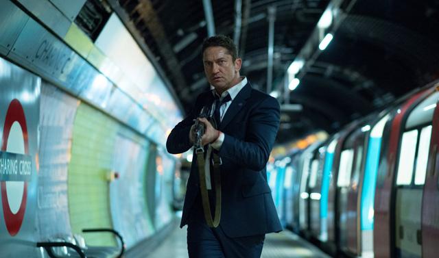 london has fallen, gerard butler, secret service movies, morgan freeman