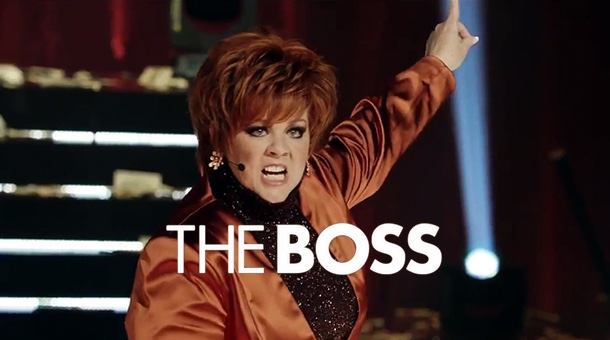 The Boss Film