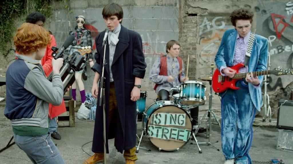 sing street, sing street movie, best movies 2016, irish movies