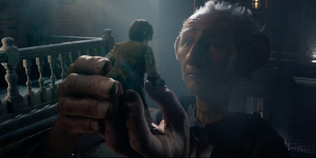 bfg, big friendly giant, bfg movie, bfg adaptation
