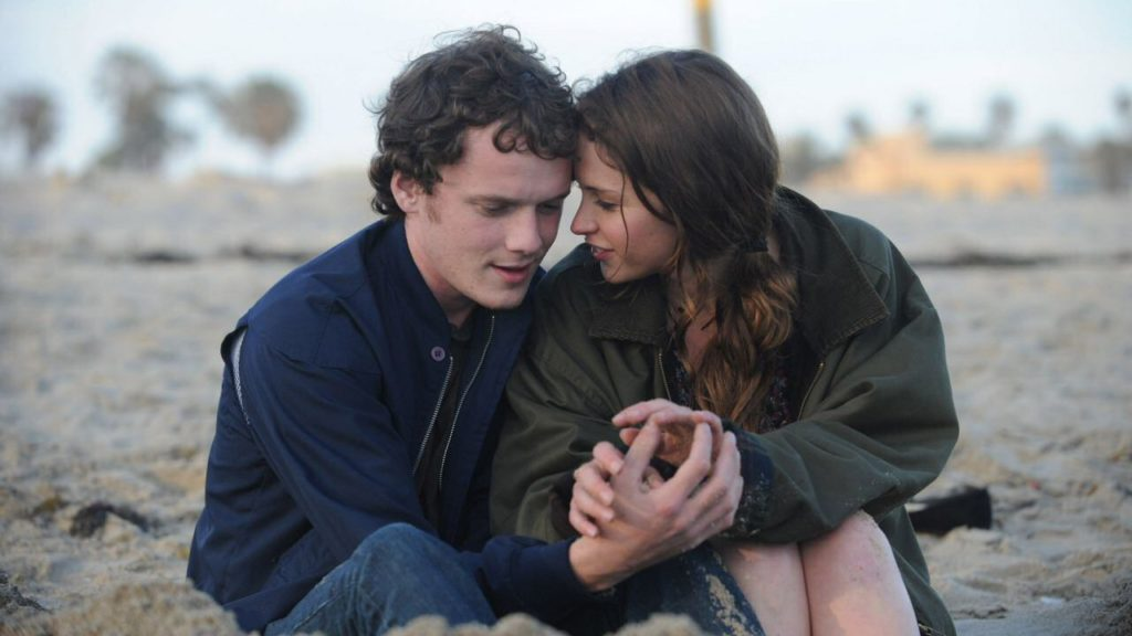 like crazy, anton yelchin, felicity jones, anton yelchin death