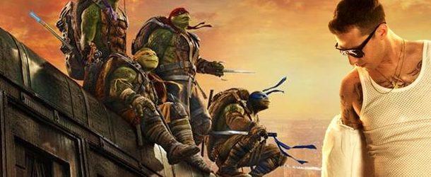 Teenage Mutant Ninja Turtles vs Popstar