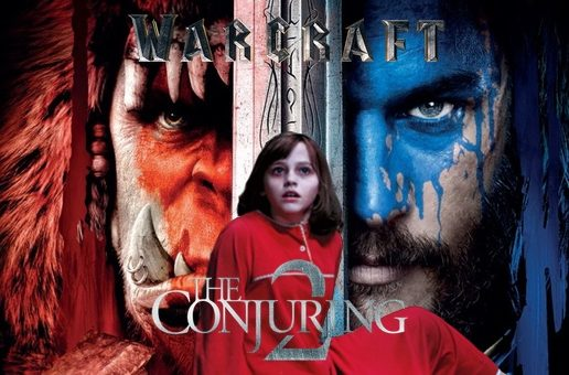 Warcraft vs The Conjuring 2