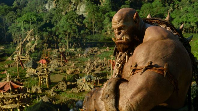 warcraft movie, warcraft review, orc, orcs, video game movies