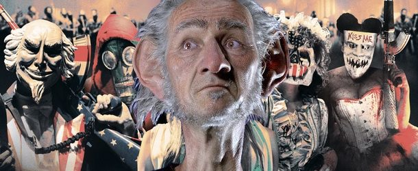 The BFG vs The Purge Election Year