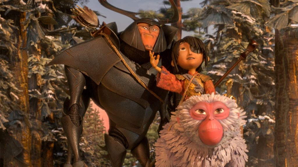 kubo, two strings, kubo and the two strings, best animated movie 2016, best cartoons 2016