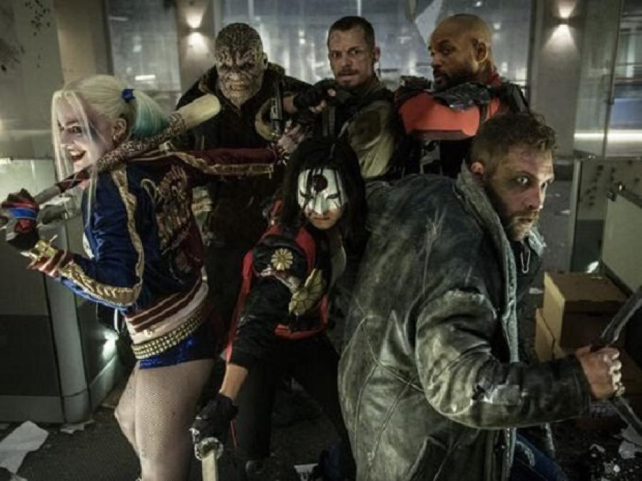squad, suicide squad, skwad, harley quinn, deadshot, dc movies
