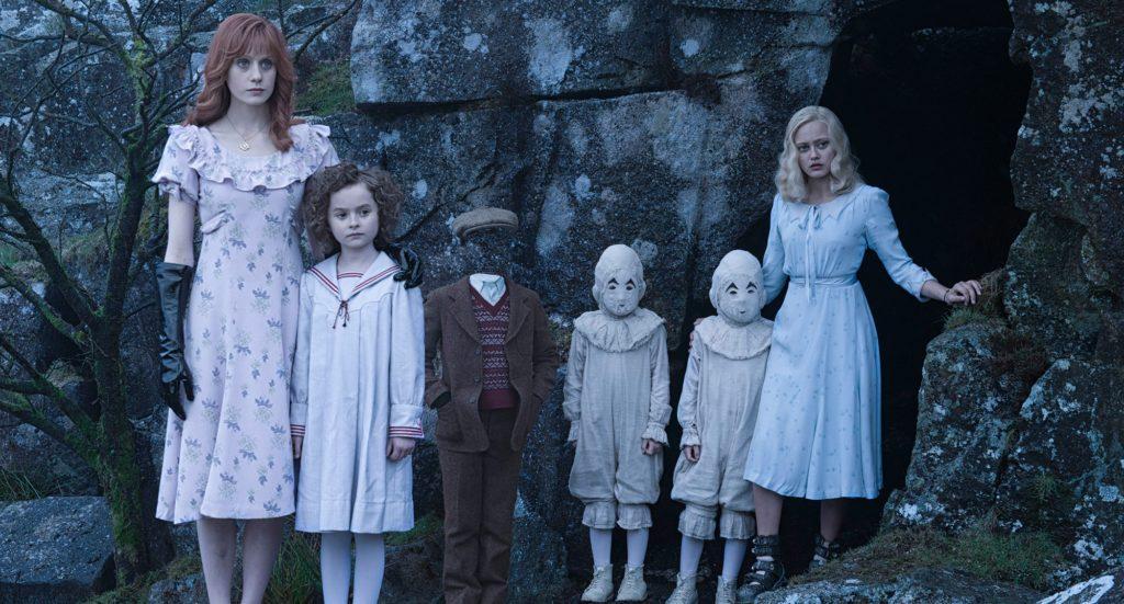 miss peregrine movie, miss peregrine's home for peculiar children, tim burton movies