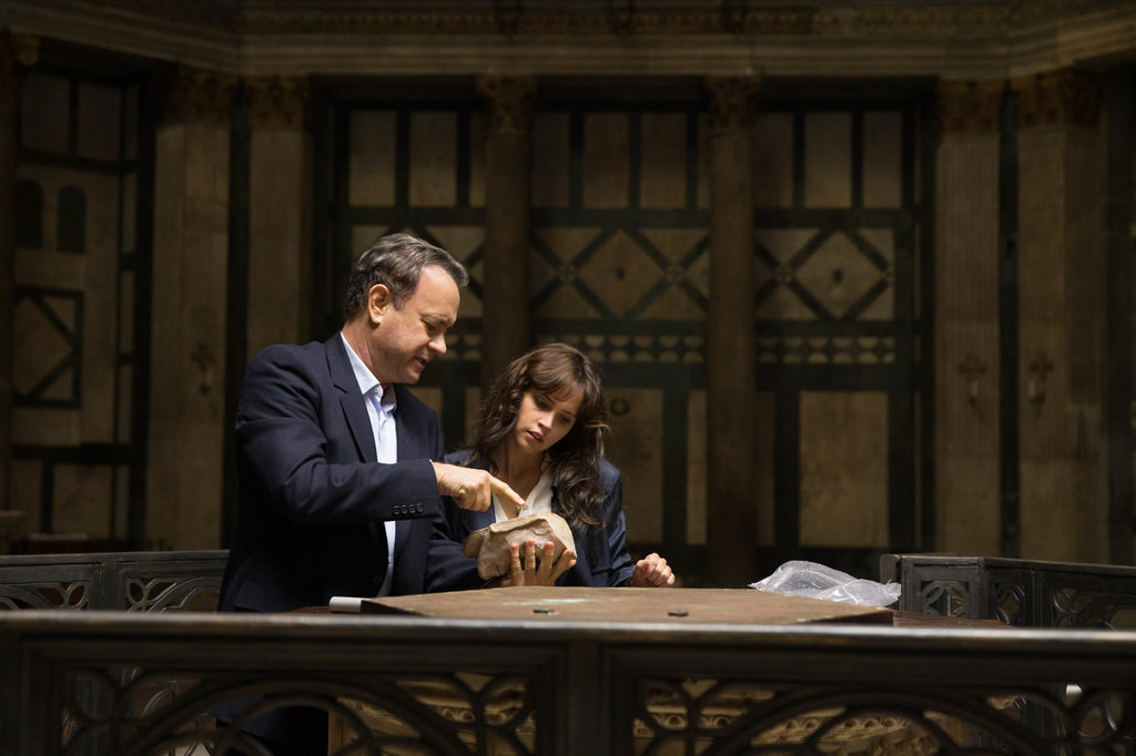 inferno, inferno movie, inferno review, tom hanks, felicity jones