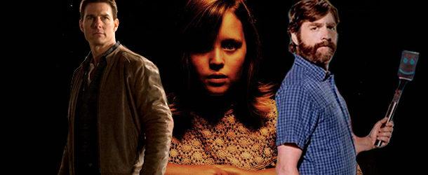 Jack Reacher vs Ouija vs The Joneses
