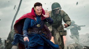 Doctor Strange vs Hacksaw Ridge