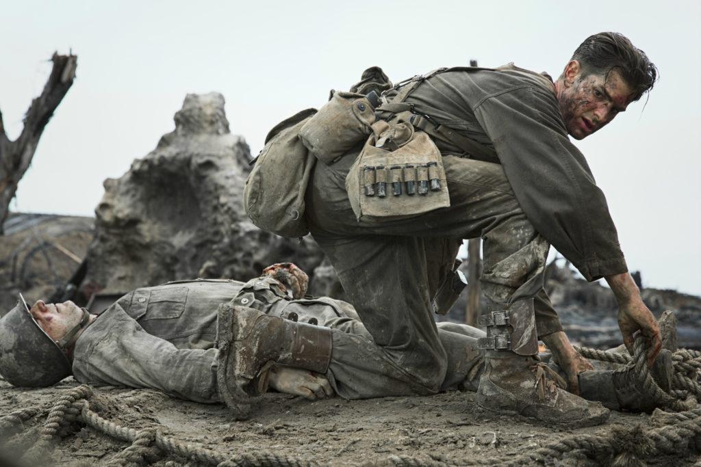 hacksaw-ridge, hacksaw ridge movie, andrew garfield, wwii movie, best war movies