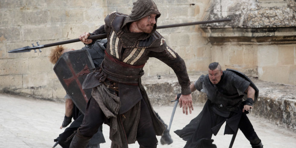 assassins-creed, assassin's creed movie, michael fassbender, marion cotillard, guilty pleasure 2016