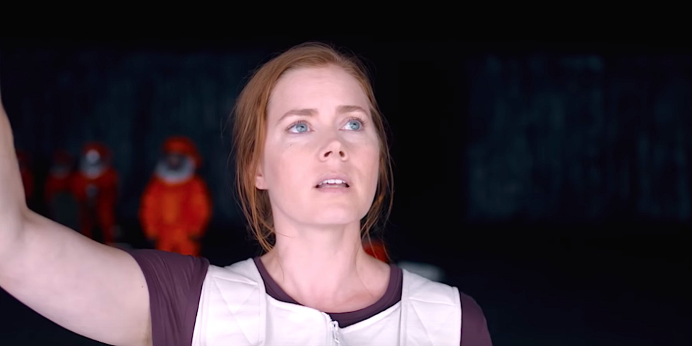 arrival, arrival movie, story of your life, amy adams