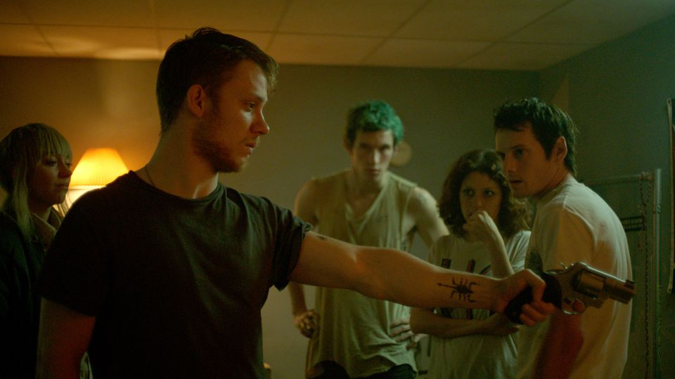 green-room, green room movie, anton yelchin, imogen poots