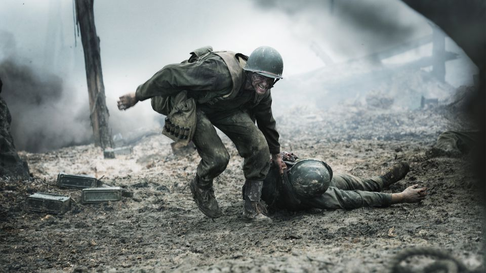 hacksaw-ridge, hacksaw ridge movie, best war movies, andrew garfield, mel gibson