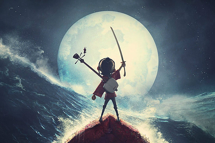 kubo, kubo and the two strings, laika, best animated film 2016