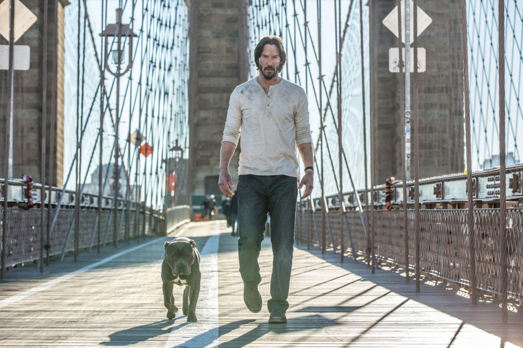 john wick, john wick 2, john wick 2 review, chapter 2, best action movies 2017