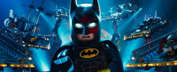 Lego Batman vs John Wick Chapter 2