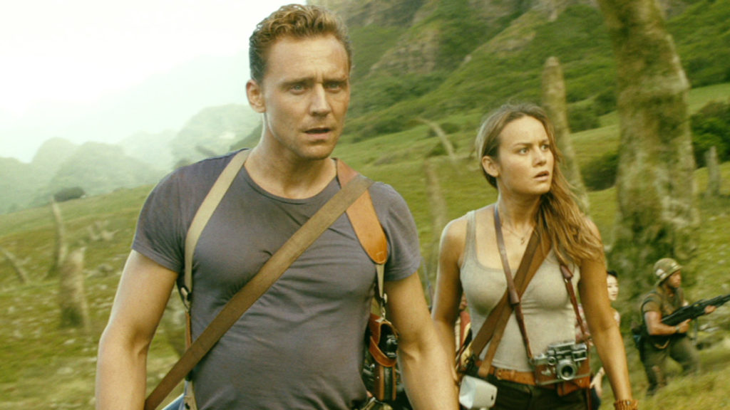 kong skull island, tom hiddleston, brie larson, marvel actors