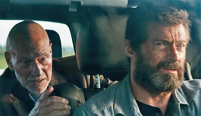 logan, logan movie, wolverine 3, hugh jackman, patrick stewart