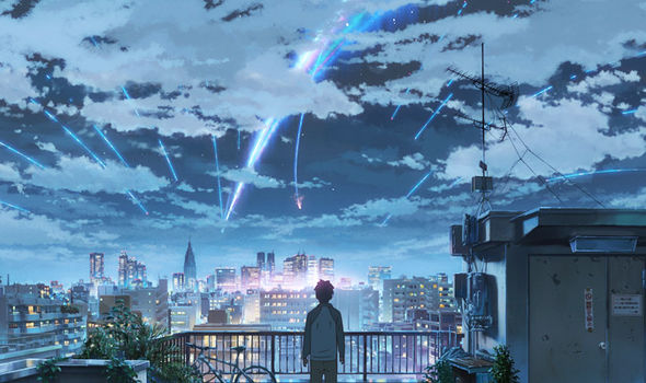 your name, your name movie, your name review, best japanese movie