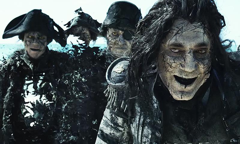 dead men tell no tales, javier bardem