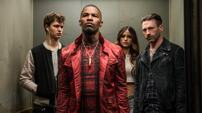 baby driver, baby driver review, best movies 2017, edgar wright