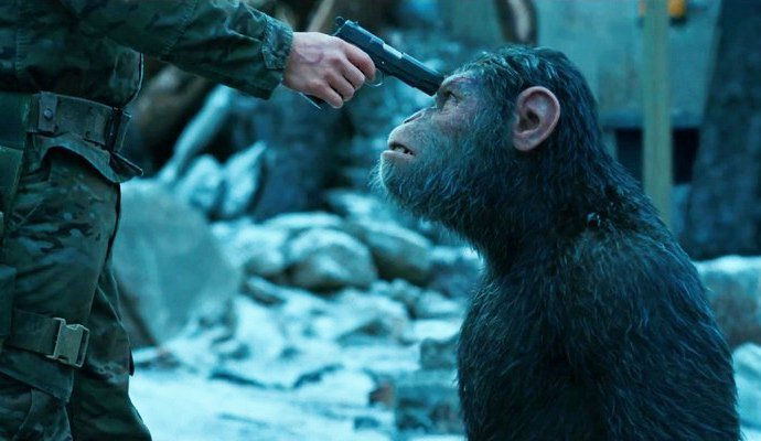 war for the planet of the apes, caesar, best movies 2017, best film 2017