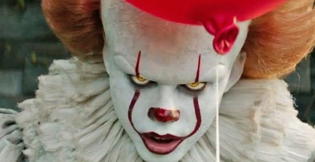 pennywise, it, it 2017, pennywise clown, movie clowns