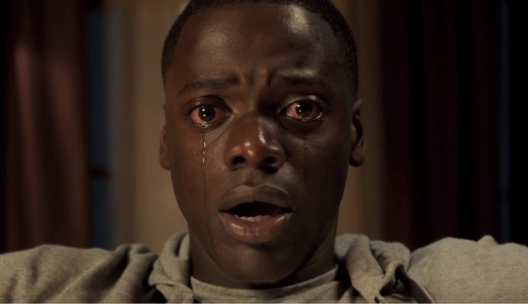 get out movie, best scenes 2017