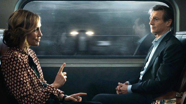 commuter movie, vera farmiga, liam neeson, liam neeson action movies