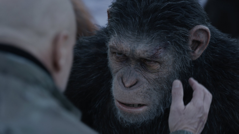 war for the planet of the apes, caesar, planet of the apes, best trilogies