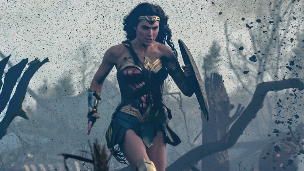 wonder woman, best movies 2017, best comic book movie
