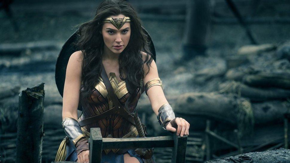 wonder woman movie, no mans land, best scenes 2017