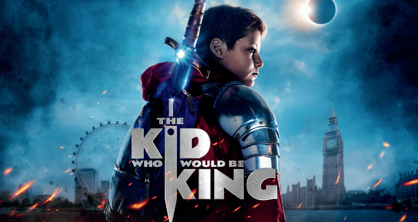 Movie Poster 2019: The Kid Who Would Be King Review